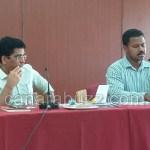 DC KDP meeting in haliyal