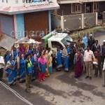 Navalgund purasabhe officers visit, haliyal purasabhe