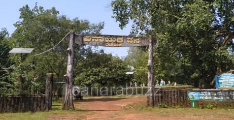 Vinayaka Forest , Idagunji
