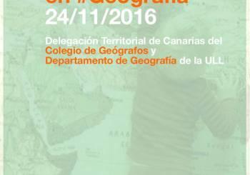 JORNADAS DE EMPLEO Y EMPRENDEDURÍA EN #GEOGRAFÍA