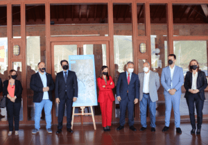 Presentado el proyecto de la interconexión eléctrica entre Tenerife y La Gomera