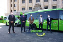 El Cabildo inicia el servicio de transporte público a demanda «Tuwawa» en Fasnia y Arico