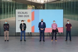 TEA Tenerife Espacio de las Artes presenta la primera gran retrospectiva del pintor Luis Palmero