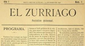 La ULL y el Cabildo de La Palma colaboran en la difusión de la prensa histórica canaria