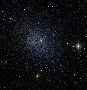 La ULL, en una investigación internacional que descubre la rotación en tres galaxias esferoidales enanas