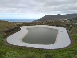 Las balsas tinerfeñas llegan a julio con el 66% de almacenamiento y suministro hídrico