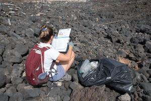 Investigadores del IU-ECOAQUA y de Dinamarca analizarán la basura marina de la isla de Alegranza