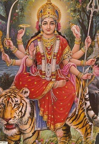 Durga Diosa Hinduismo