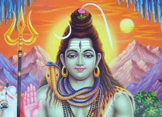 Shiva Dios India Serpiente