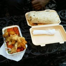Camden Market - Chinese Box Takeyawa