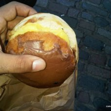 Camden Market - Donut Relleno de Crema