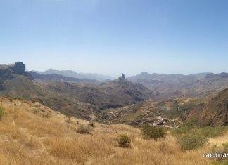 Panorama Centro Gran Canaria Agosto 2013
