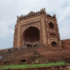 canariasagusto-india2012-agra fatehpur sikri buland darwaza