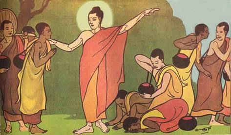 Consejos de Buda para calmar una mente perturbada