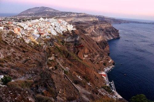 Isla de Santorini - Grecia