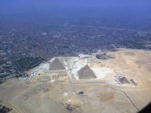 Las Piramides, Cairo, Egipto