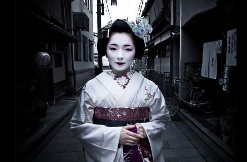 Toshimana - Aprentiz Geisha en Kyoto