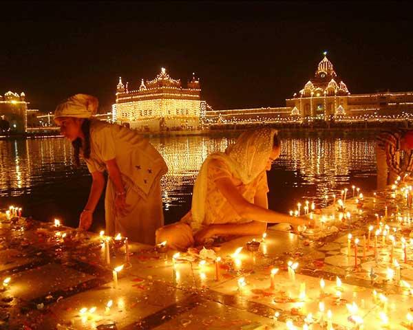 Diwali en Punjab
