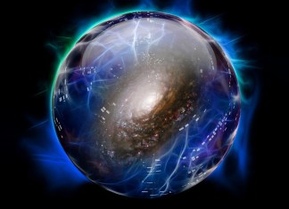 Burburja Cósmica ilustrada