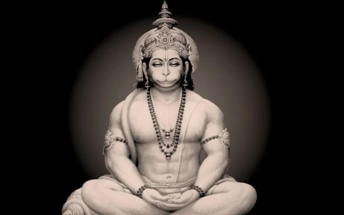 hanuman dios mono