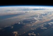 La tierra desde el planeta