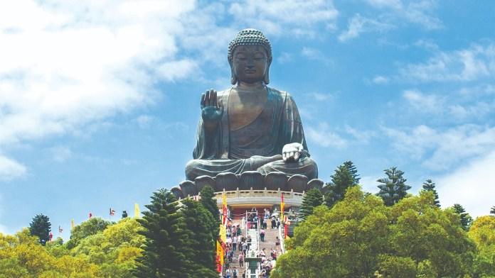 Buda Gigante Hong Kong