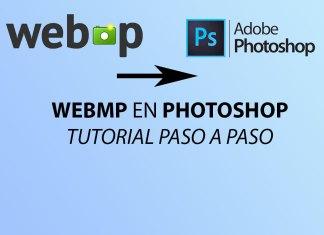 webmp a photoshop
