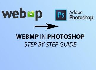 webmp in photoshop