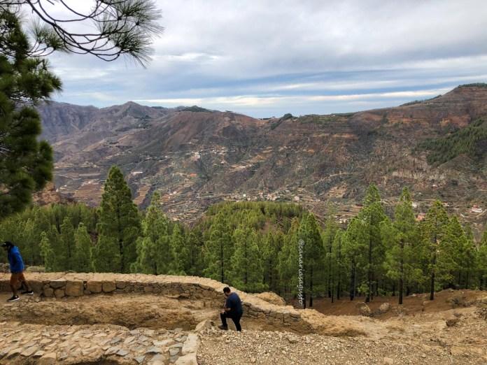 Subida al Roque Nublo