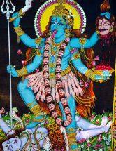 Kali Diosa Hinduismo