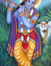 Krishna Dios Hinduismo