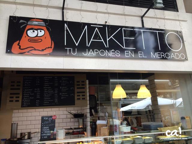 Maketto Sushi Bar