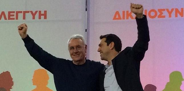 Podemos e IU salen al rescate de Tsipras (3/3)