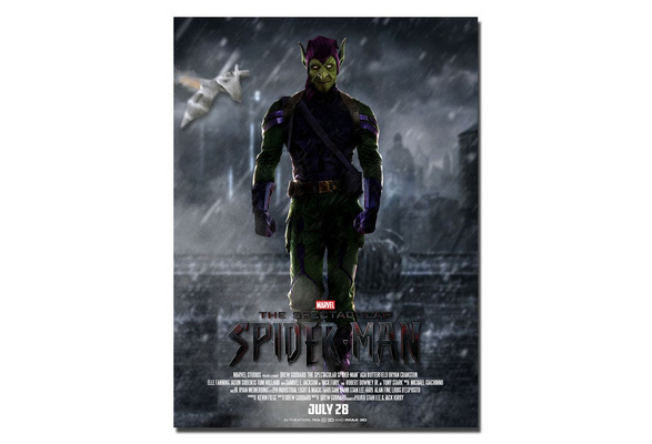 spider man 3 tom holland superhero movie poster 13x18 20x27 inch