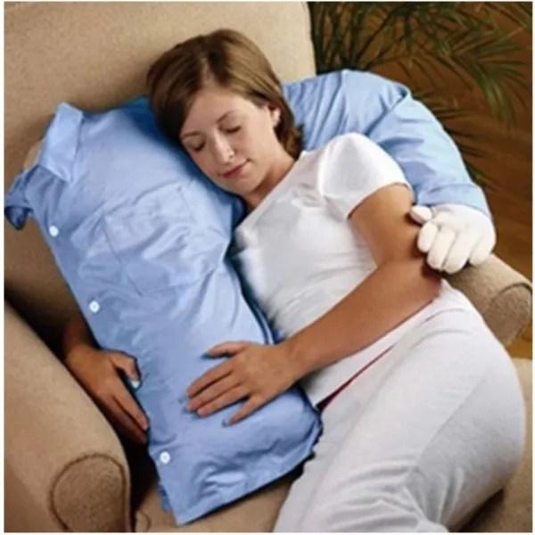 funny boyfriend arm body pillow bed sofa cushion novelty gift wish