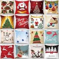 christmas pillow covers wish
