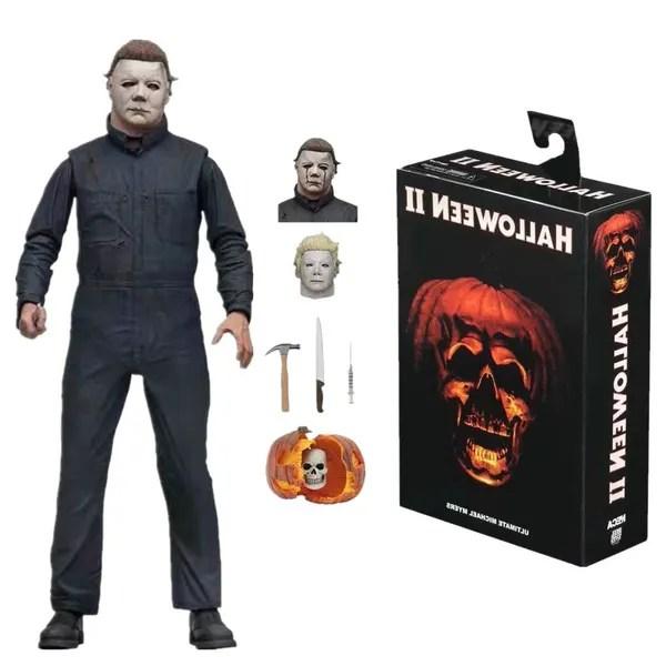 7 Official Neca Halloween Michael Myers Action Figure Wish