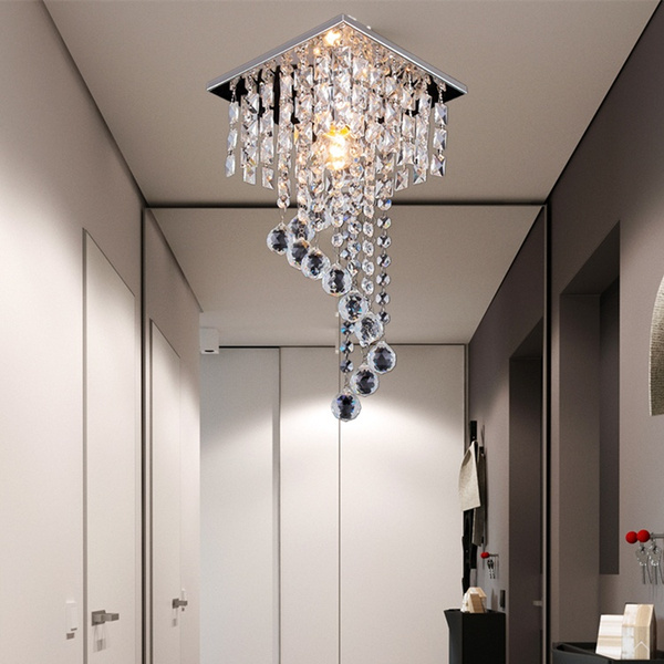 2020 new modern lamp led ceiling lights luxury chandeliers lustre cristal lampara techo luminaires pendant lighting for bedroom kitchen hallway wish