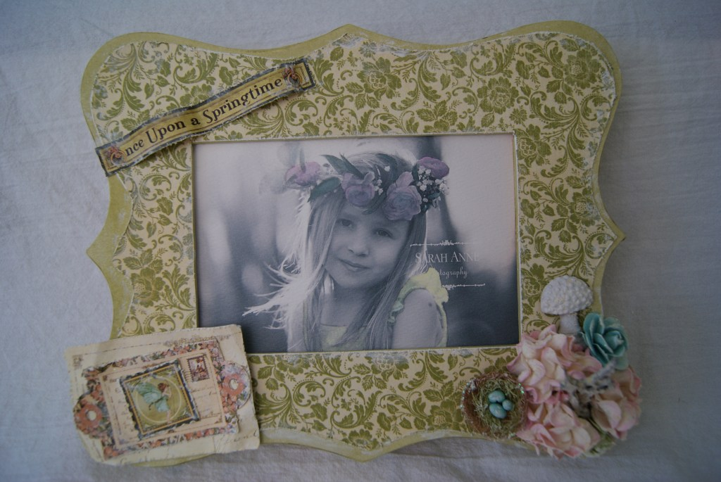Add color to photos with watercolor paints - Canary Street Crafts
