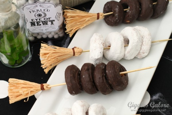 Broomstick-Party-Skewer-Donuts  -gigglesgalore.net