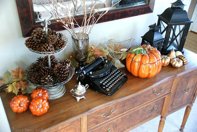 Charming Fall Decorating Ideas