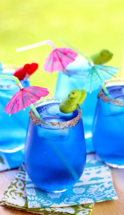 Peeps Beachside Drink Recipe {Homemaking Hacks}