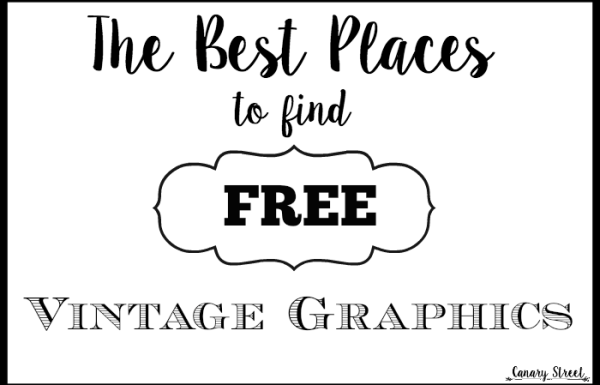 the best places to find free vintage graphics main