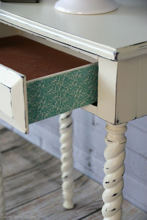 adding-detail-to-furniture-with-washi-tape