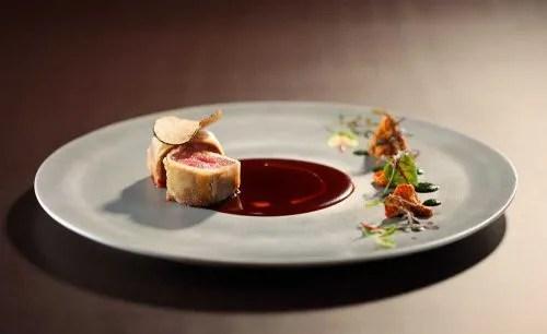 Sky Restaurant 634のデザート