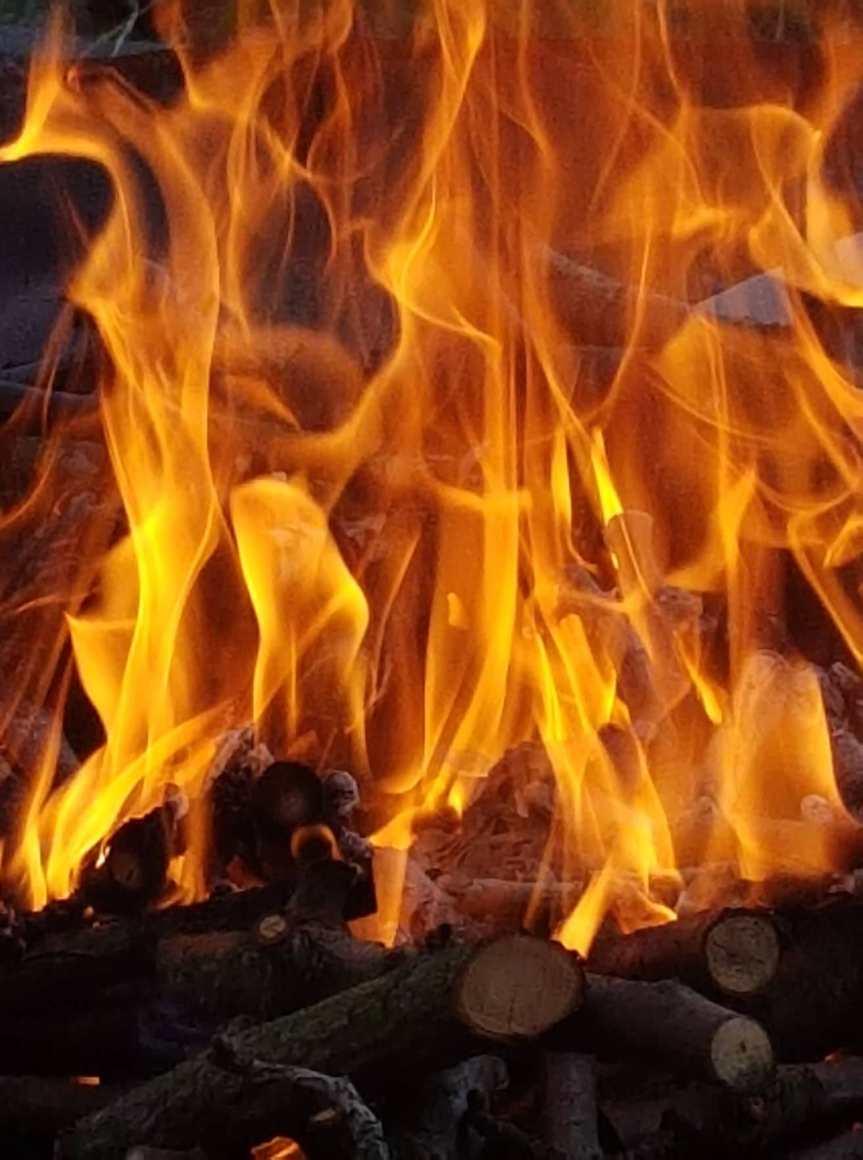 Brenn Kunibert, brenn; unser Wochenende