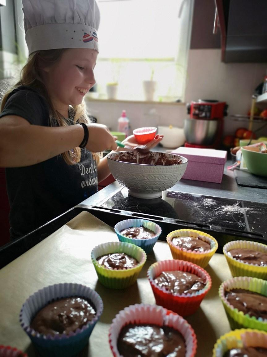 Heute backe ich; Emmas Muffins