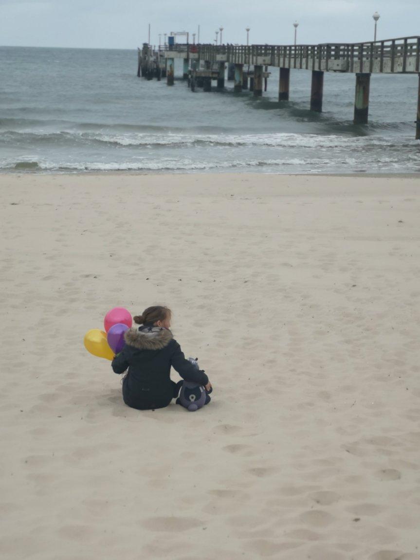 Vom Meer, einer Autosuche und der phänomenalen Lesung