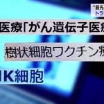 """クローズアップ現代+「""""最先端""""がん治療トラブル」"""