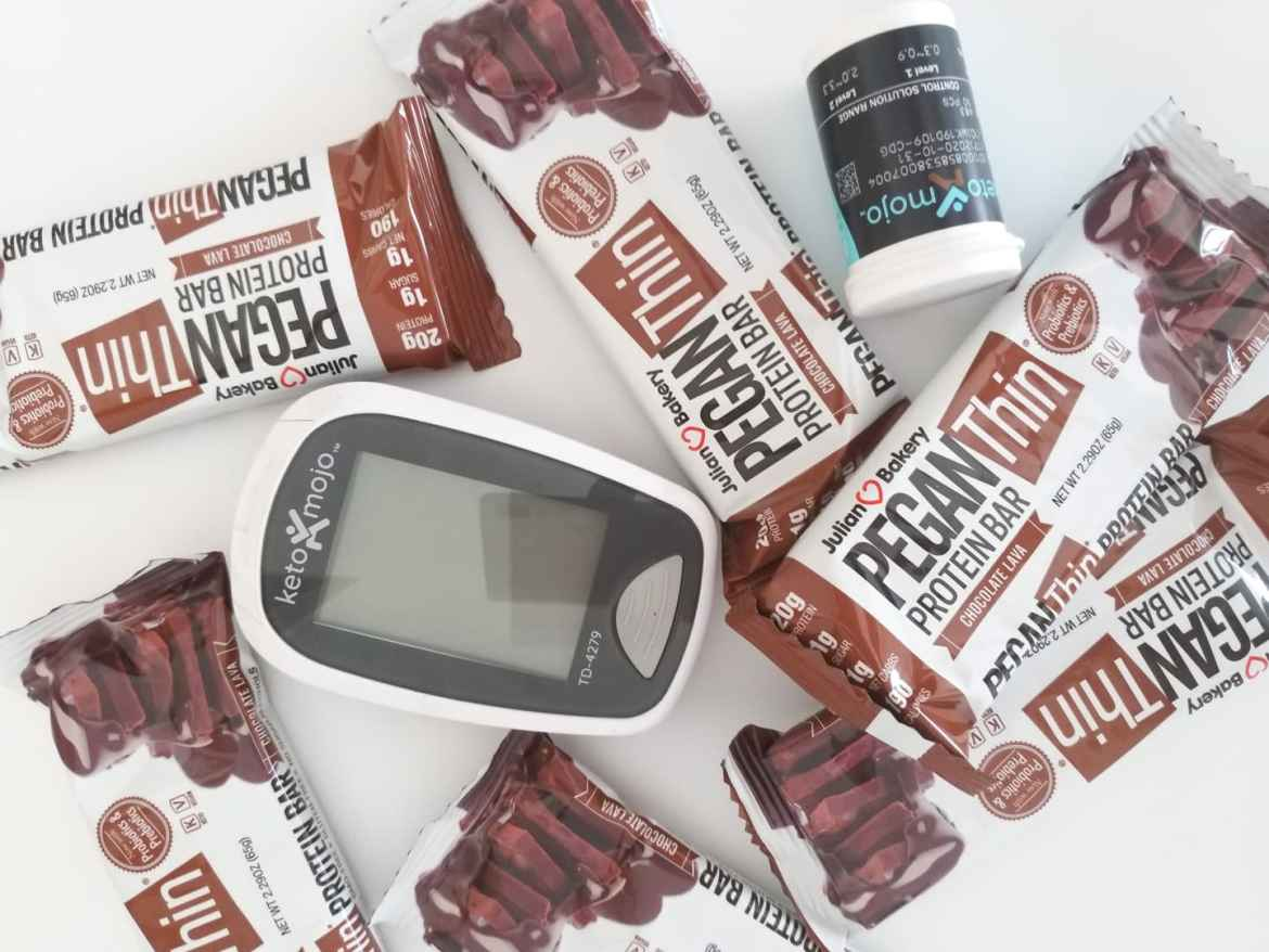 Are Pegan Bars Ketogenic and how do they impact GKI, blood glucose and ketones